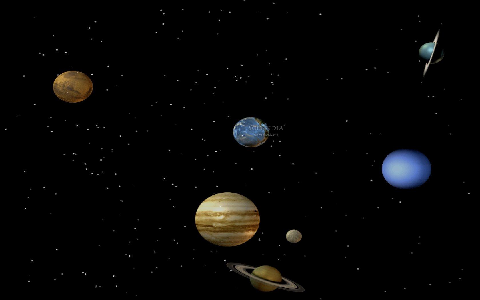 planets animation -#main