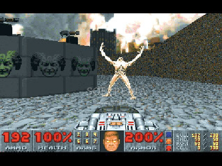Doom 2 Screenie