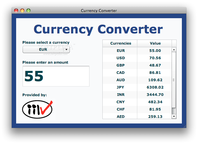 Convert USD to EUR using the currency converter calculator with the newest foreign exchange rates
