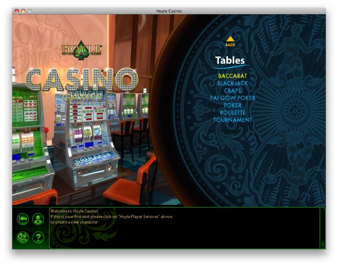 Casino cd games