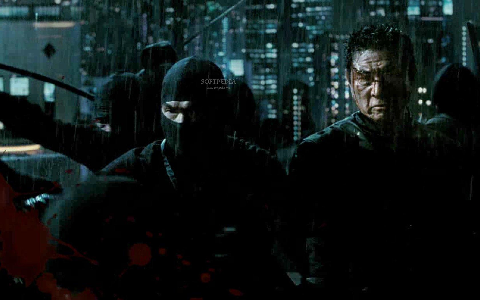 تقرير عن  فيلم بـي رايــن (Ninja Assassin ),أنيدرا