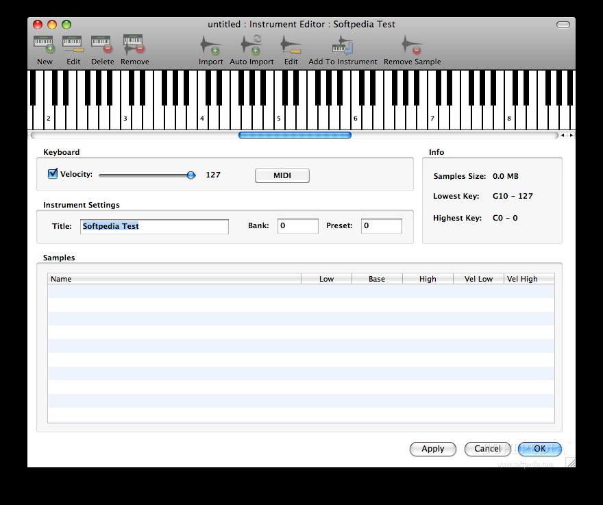 The best soundfont editor? - KVR Audio