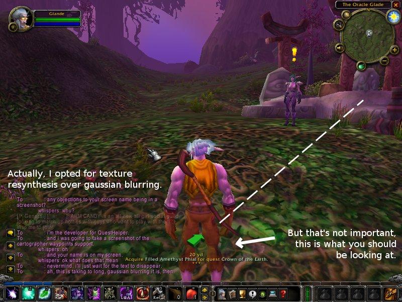 leveling master: World of warcraft x perl addon 3 3 5a
